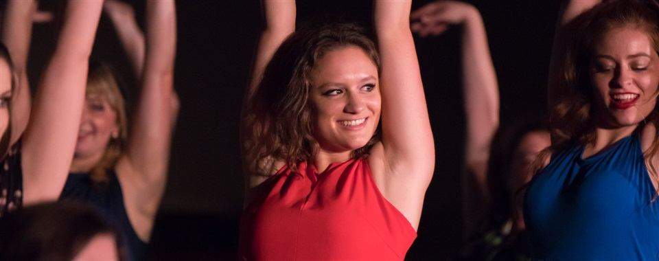Someone in the Crowd from La La Land - Fall Cabaret 2018