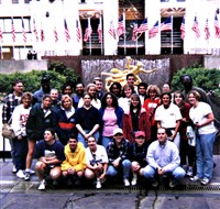The first MUNDO Group Photo in NYC (from 1997)